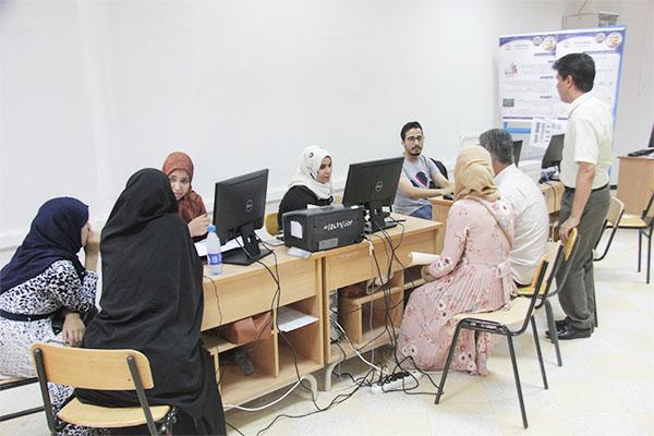 التسجيلات الأولية لحاملي شهادة البكالوريا 2019